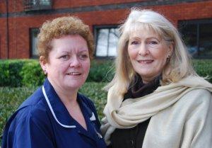 Pat & Mary